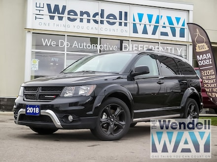 2018 Dodge Journey Crossroad V6 | 7 Pass | Nav | PRICED TO MOVE SUV