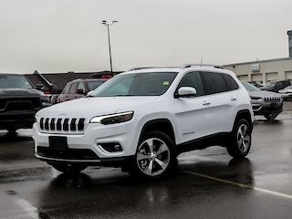 2021 Jeep Cherokee Limited 4x4 | Pano Roof | Forward Collision Warnin 4x4