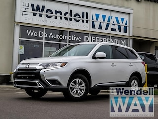 2019 Mitsubishi Outlander ES AWD | Apple Car play| Android Auto| Heated Seat SUV