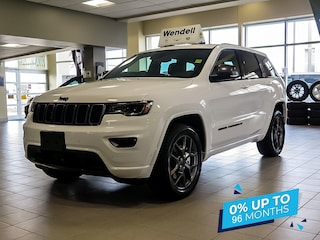 2021 Jeep Grand Cherokee 80th Anniversary Edition | Vented Seats | Tow Pkg  SUV