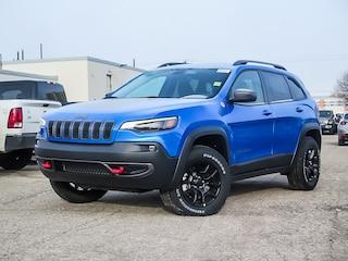 2020 Jeep Cherokee Trailhawk Elite | Blind Spot | Nav | Pano Roof  SUV