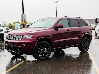 2020 Jeep Grand Cherokee Altitude   Nav   Premium Lighting   ProTech  SUV