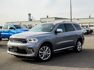 2021 Dodge Durango Citadel | Trailer Pkg | Technology Group All-wheel Drive