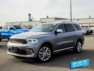 2021 Dodge Durango Citadel | Trailer Pkg | Technology Group SUV