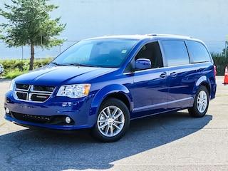 2020 Dodge Grand Caravan Premium Plus/Nav/DVD Van