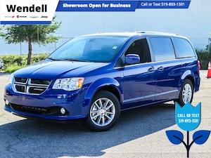 2020 Dodge Grand Caravan Premium Plus   Nav   DVD   Heated Seats Van