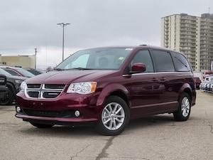 2020 Dodge Grand Caravan Premium Plus | Nav | DVD | Pwr Sliding Door Van