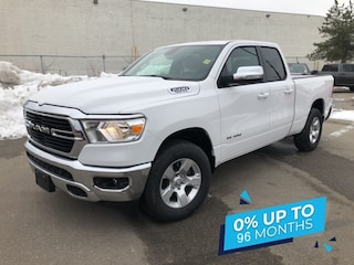 2021 Ram 1500 Big Horn | Remote Start | Nav  4x4 Quad Cab 140.5 in. WB