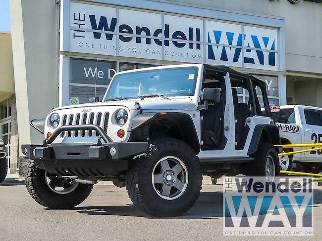Used 2013 Jeep Wrangler For Sale At Wendell Motors Vin