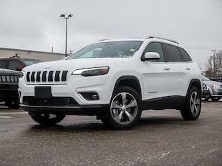 2020 Jeep Cherokee Limited NAV/Safety/Tech SUV