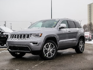 2020 Jeep Grand Cherokee Limited Luxury SUV