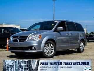 2020 Dodge Grand Caravan Premium Plus | DVD | Nav | Heated Seats Van