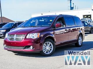 2020 Dodge Grand Caravan Premium Plus | Demo | Nav | DVD  Van