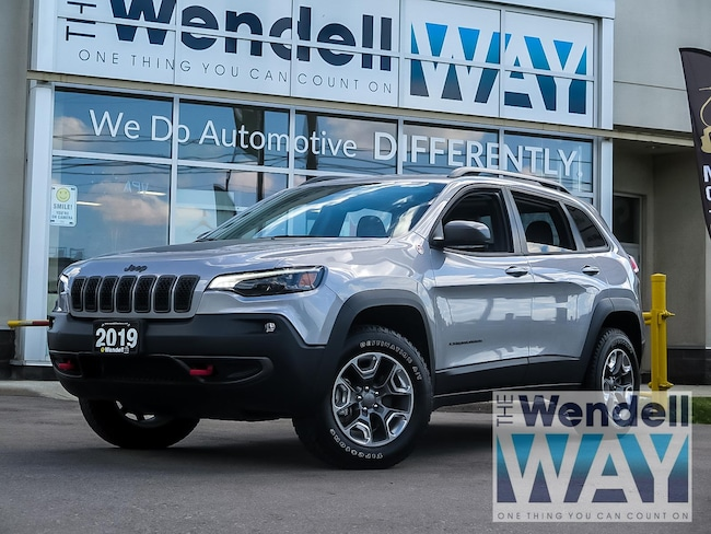 2019 Jeep Cherokee Trailhawk L PLUS/V6 SUV