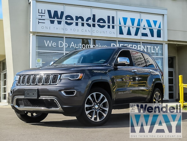 2018 Jeep Grand Cherokee Limited/Pano Roof/Nav SUV