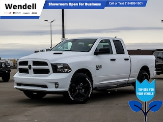 2021 Ram 1500 Classic Express | Heated Seats | Remote Start 4x4 Quad Cab 6.3 ft. box 140 in. WB
