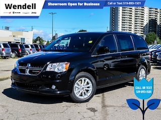2020 Dodge Grand Caravan Premium Plus | DVD | Nav | Remote Start Van