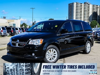 2020 Dodge Grand Caravan Premium Plus | DVD | Nav | Remote Start Van