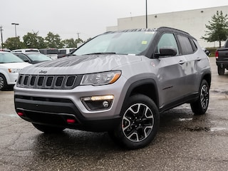 2020 Jeep Compass Trailhawk Nav/Safety pkg SUV