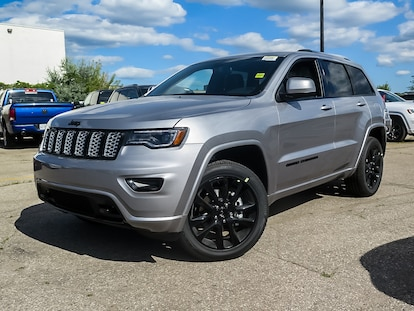 Jeep Cherokee Altitude >> New 2020 Jeep Grand Cherokee Altitude For Sale Kitchener On