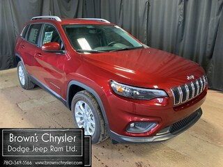 New 2019 Jeep New Cherokee North FWD Heated Seats / Remote Start SUV 1C4PJLCBXKD243286 for sale in Westlock, AB