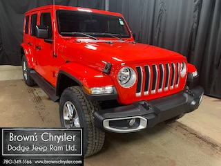 New 2021 Jeep Wrangler Ulimited Sahara 4X4, Remote Start, Heated Front &  SUV 1C4HJXEM4MW548090 for sale in Westlock, AB