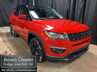 New 2021 Jeep Compass Altitude 4X4, Power Liftgate, SiriusXM, Power Lift SUV 3C4NJDEB4MT534065 for sale in Westlock, AB
