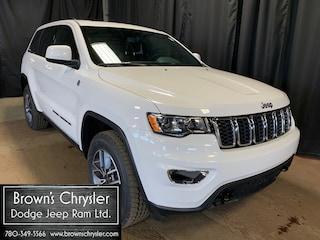 New 2020 Jeep Grand Cherokee Laredo, Quadra–Trac II 4x4 System, Rear Load–Level SUV 1C4RJFAG2LC366211 for sale in Westlock, AB
