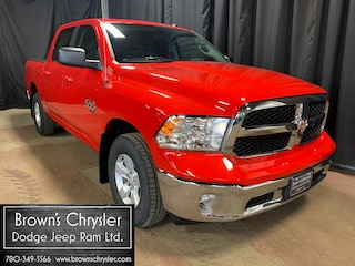 New 2020 Ram 1500 Classic SLT Crew Cab 4X4, Remote Start, Trailer Brake Cont Truck Crew Cab 3C6RR7LG8LG273256 for sale in Westlock, AB
