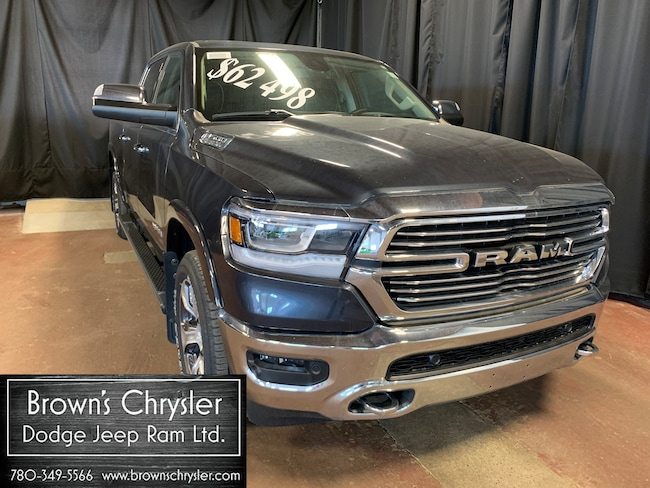 2019 Ram All-New 1500 Crew CAB Laramie 4X4 / Level 2 Equipment Group Truck Crew Cab 1C6SRFRT0KN562539