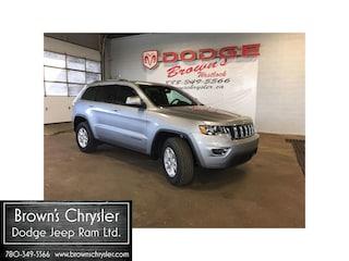 2018 Jeep Grand Cherokee Laredo 4X4  3.6L V6 8 Speed Auto SUV 1C4RJFAG2JC406882