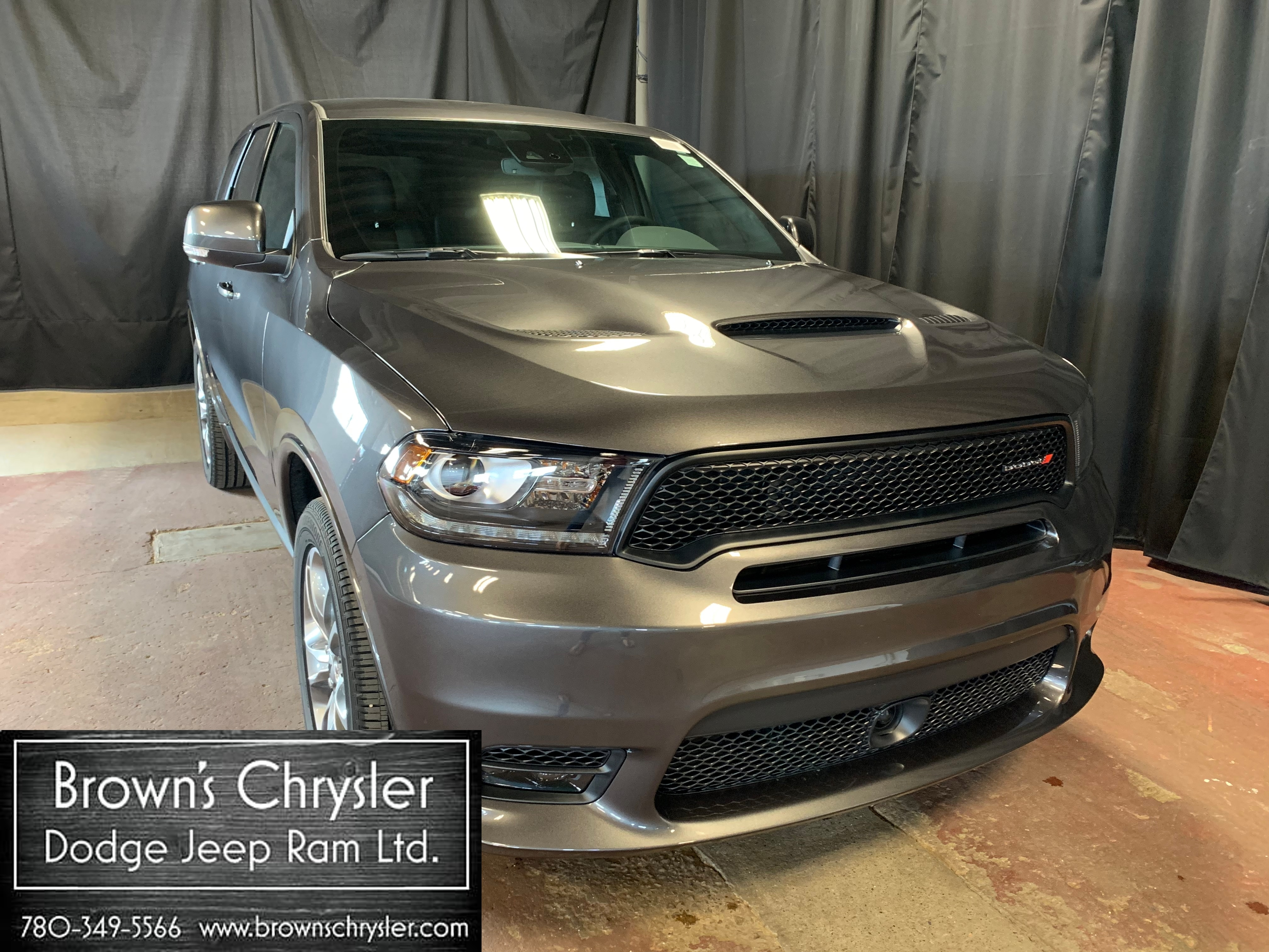 Featured New 2019 Dodge Durango GT. Heated Seats*Remote Start*8.4 Display SUV 1C4RDJDG2KC647638 for sale in Westlock, AB