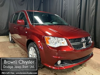 New 2019 Dodge Grand Caravan 35th Anniversary Edition with trailer tow and DVD  Van 2C4RDGCG5KR768336 for sale in Westlock, AB