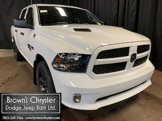 New 2019 Ram 1500 Classic Express Truck Crew Cab 1C6RR7KT0KS718305 for sale in Westlock, AB