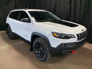 2019 Jeep New Cherokee Trailhawk 4X4 3.2L V6 NAV / Safety TEC SUV 1C4PJMBX2KD402658
