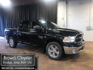 New 2019 Ram 1500 Classic Crew CAB SXT Plus Tradesman 4X4 Truck Crew Cab 1C6RR7KT5KS590868 for sale in Westlock, AB