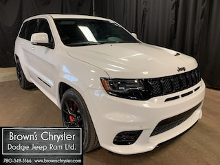 New 2019 Jeep Grand Cherokee SRT 6.4L 475 HP Signature Edition SUV 1C4RJFDJ7KC576633 for sale in Westlock, AB