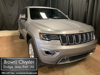 2017 Jeep Grand Cherokee Limited, Sunroof, 8.4
