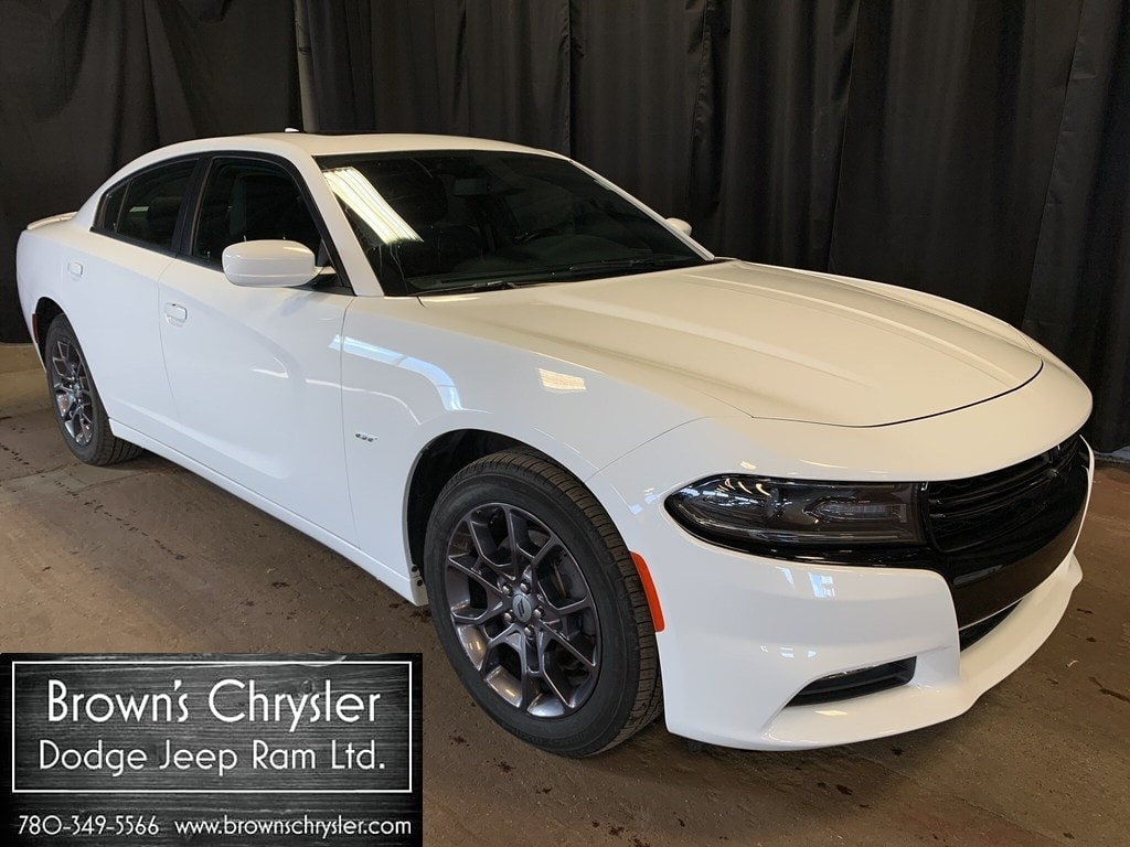 Featured Used 2018 Dodge Charger GT ALL Wheel Drive / NAV / Sunroof Sedan for sale in Westlock, AB