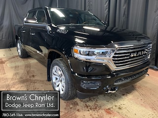 New 2020 Ram All-New 1500 Longhorn Truck Crew Cab 1C6SRFKT8LN174809 for sale in Westlock, AB