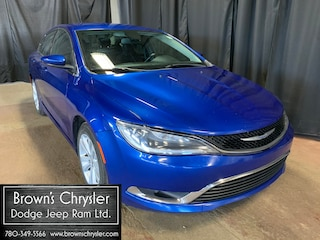 Used 2016 Chrysler 200 Limited, Heated Seats, Hands Free, 5 Inch Touchscreen 1C3CCCAB0GN111123 for sale in Westlock, AB