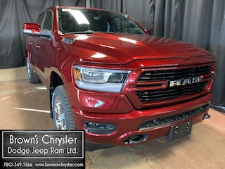 2020 Ram 1500 Big Horn North Edition Truck Crew Cab 1C6SRFFT1LN143668
