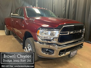 New 2020 Ram 3500 Big Horn 3C63RRHL6LG203827 for sale in Westlock, AB