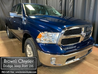 New 2020 Ram 1500 Classic SLT, LED Bed Lighting, Security Alarm, Garage Door Truck Crew Cab 3C6RR7LG0LG215254 for sale in Westlock, AB