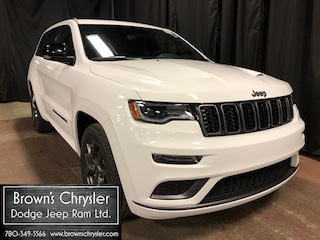 New 2020 Jeep Grand Cherokee Limited SUV 1C4RJFBG1LC221787 for sale in Westlock, AB
