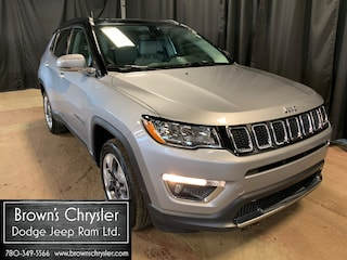2019 Jeep Compass Limited 4X4 / Sunroof / NAV / Leather SUV 3C4NJDCB2KT602525