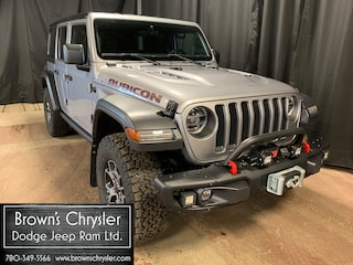 Used 2018 Jeep Wrangler Unlimited 1C4HJXFG5JW103670 for sale in Westlock, AB