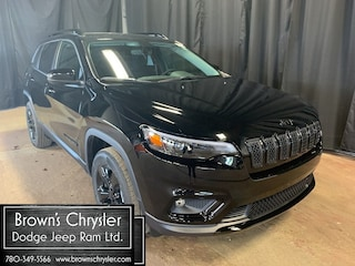 New 2019 Jeep New Cherokee Altitude SUV 1C4PJMCX5KD450024 for sale in Westlock, AB