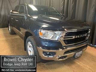 2020 Ram 1500 Big Horn, Crew Cab 4X4, Trailer Tow Group, Floor S Truck Crew Cab 1C6SRFMT1LN411380 for sale in Westlock, AB