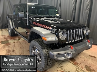 New 2020 Jeep Gladiator Rubicon 4x4 Truck Crew Cab 1C6JJTBG8LL169786 for sale in Westlock, AB